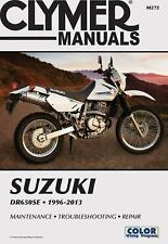 1996 - 2013 Suzuki DR650SE Clymer Repair Service Workshop Tune-Up Manual M272
