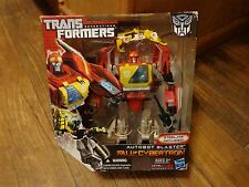 2012 HASBRO--TRANSFORMERS GENERATIONS--BLASTER FIGURE (NEW) FALL OF CYBERTRON