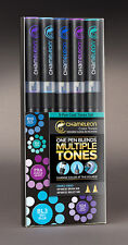 Chameleon Color Tones - 5 Pen Cool Tones Set CT0504 NEW Markers Alcohol