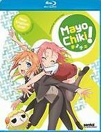 MAYO CHIKI: COMPLETE COLLECTION - BLU RAY - Region A - Sealed