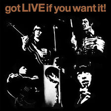 "THE ROLLING STONES GOT LIVE IF YOU WANT IT VINILE 7"" NUOVO RECORD STORE DAY 2014"