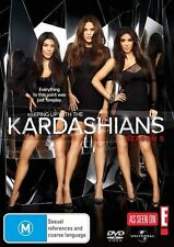 Keeping Up With The Kardashians Season 5 [2 DVD Set] LIKE NEW, Region 4 + 2.6590