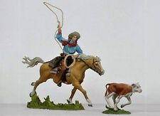 BlackHawk: FW0410, The West, Cowboys - The Roper With Running Beef