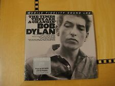 Bob Dylan - The Times They Are A-Changin' - MFSL Super Audio CD SACD SEALED