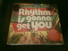 Various Artists - Rhythm Is Gonna Get You (2014) CD ALBUM New
