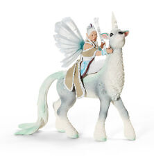 Schleich 70471 Sunaya and Unicorn Bayala Elf with Companion Figurine - NIP