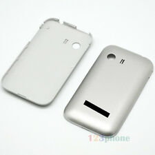 NEW HOUSING BATTERY COVER BACK DOOR FOR SAMSUNG GALAXY Y S5360 #H302 SILVER
