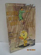 Rescue In The Night: A Musical for Young Voices by Hope Publishing Company