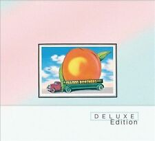 Eat a Peach [Deluxe Edition] [Digipak] by The Allman Brothers Band (CD,...