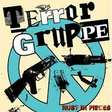 TERRORGRUPPE    -   Rust in pieces  CD