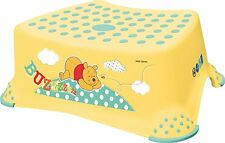 Disney Winnie The Pooh Baby Step Toddler Stool Non-Slip Safety Potty Stool