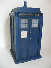 Doctor Who Flight Control Tardis 10th Doctor Lights & Sound FX Police Box