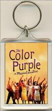 The Color Purple. The Musical. Keyring / Bag Tag.
