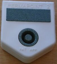 Permapoint 2 Dart Point Protector/Sharpener (White).