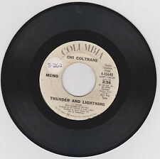 CHI COLTRANE - THUNDER AND LIGHTNING (MONO-STEREO) - RARE DJ COPY 45 RPM - 1972