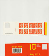 GB STAMP BOOKLET GP1 and has M on cover
