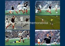 SCOTLAND v HOLLAND 1978 WORLD CUP ARCHIE GEMMILL WONDER GOAL EXCLUSIVE A4 PRINT