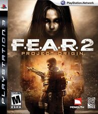F.E.A.R. 2: Project Origin - Playstation 3 Game