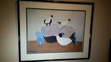 Very Early Milton Avery Mid Century Modern  Lithograph