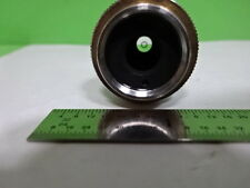 MICROSCOPE PART LEITZ GERMANY OBJECTIVE PHACO 40X OPTICS AS IS BIN#8M-C-18