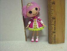 Mini Lalaloopsy Jewel Sparkles Princess doll