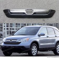 Oem Chrome Front Bumper Cover Grille for Honda CRV 2007-2009