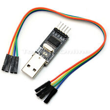 PL2303 USB To RS232 TTL Module de conversion automatique 5V 3.3V sortie wh2n