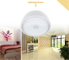 12W E27LED Infrared Motion Detection Light Sensor PIR Bulb Lamp Cool White-US