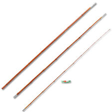 3 Piece, 12' Long - Bamboo Fishing Pole