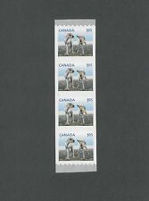 Canada 2012 Baby Wildlife 4 stamps from roll # 2507 MNH