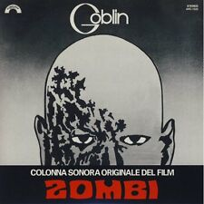 Zombi - Original Score - Limited Edition - Black Vinyl - OOP - Goblin