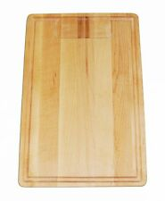 Starfrit Maple Cutting chopping board 18x12 in made in Canada 100% paypal