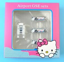 1/400 PandaModel Airport GSE sets EVA AIR Aircraft Tractor (2 sets) Hello Kitty