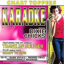 Karaoke: Travelin Soldier / Ready to Run by Dixie Chicks