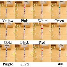Cars Wheel Waterproof Paint Pen Tyre Tire Tread Touch up Repair Marker Pen AHY