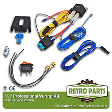 Toyota Yaris Fog/Driving Light Spot Lamp Pro Wiring Kit