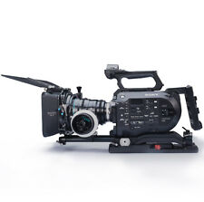 Tilta SONY FS7 PXW-FS7 4K Rig baseplate 15mm rod + Follow Focus + 4*4 matte box