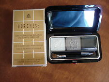 Borghese SATIN SHADOW MILANO DUO W/ EYELINER PLATINUM PIETRA Good Till 2015