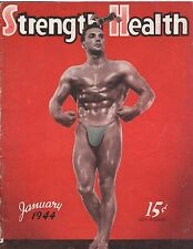 Strength & Health Bodybuilding Weightlifting Magazine/Victor Nicoletti 1-44