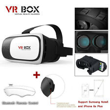 VR BOX Virtual Reality 3D-Brille Spiele Bluetooth-Fernbedienung für Smartphone