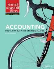 Accounting: Tools for Business Decision Making, 6th Edition (Ebook) Kimmel Kieso