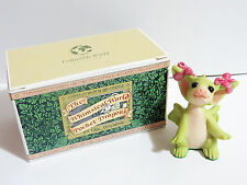 """Real Musgrave """"I'm So Pretty"""" Pocket Dragon Issued 1996 Retired 2003"""