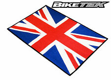NEW UNION JACK TEAM GB WELCOME MAT ENTRANCE MAT DOOR MAT GARAGE MAT