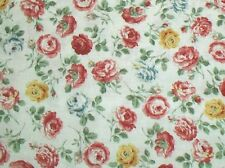 Cottage Shabby Chic Quilt Gate Mary Rose Small Floral Fabric MR2180Y-13A BTY