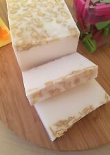 Handmade Soap, Vegan, Almond Oil, Avocado Oil, Handmade, SLS Free, 90-120g *SALE