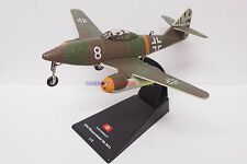 New 1/72 Diecast Planes German Messerschmitt Me 262A WWII Model Toy Soldiers