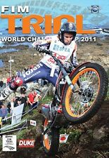 FIM Trial World Championship - Official Review 2011 (New DVD) Motorcycle Outdoor