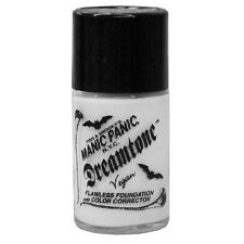 Manic Panic Dreamtone Foundation White Gothic Makeup Colour Corrector Goth Pale