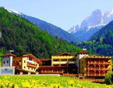4T Wellness Kurzurlaub im Hotel Bergschlössl 4★★★★ in Südtirol Dolomiten für 2P