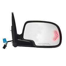 2003 2004 2005 Silverado 1500 2500 New Right Side View Mirror w/Signal Heated